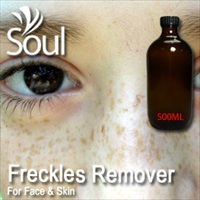 Essential Oil Freckles Remover - 500ml